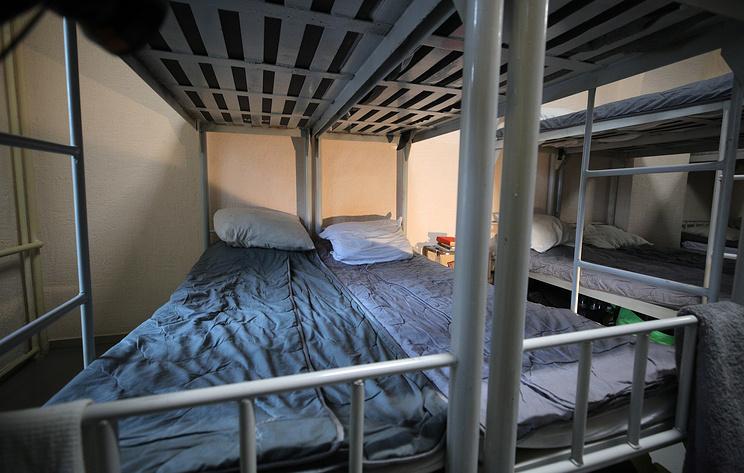 Полиция задержала четверых мужчин, сбежавших из изолятора временного содержания в Туве