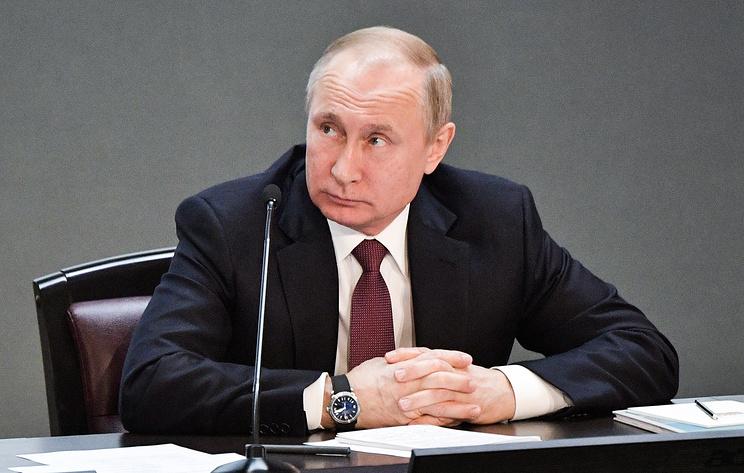 Путин внес на ратификацию в Думу протокол с Южной Осетией о бессрочном пребывании граждан