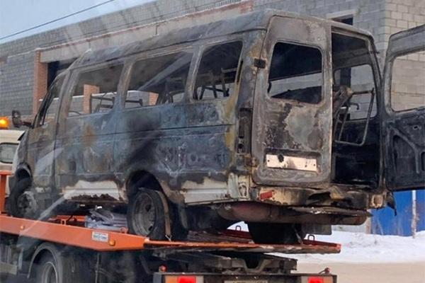 ФСБ задержала знакомого погибших в сгоревшей магнитогорской маршрутке