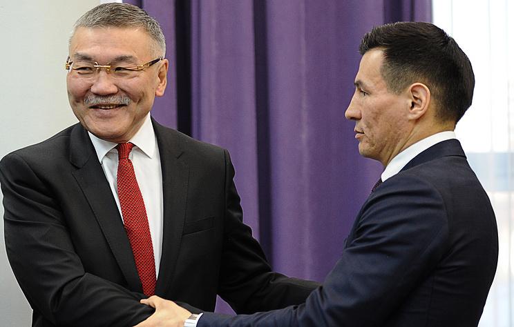 Правительство Калмыкии ушло в отставку