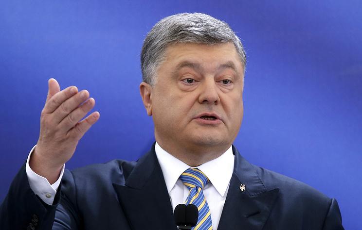 Штаб Порошенко уверяет, что не имеет отношения к иску о снятии кандидатуры Зеленского