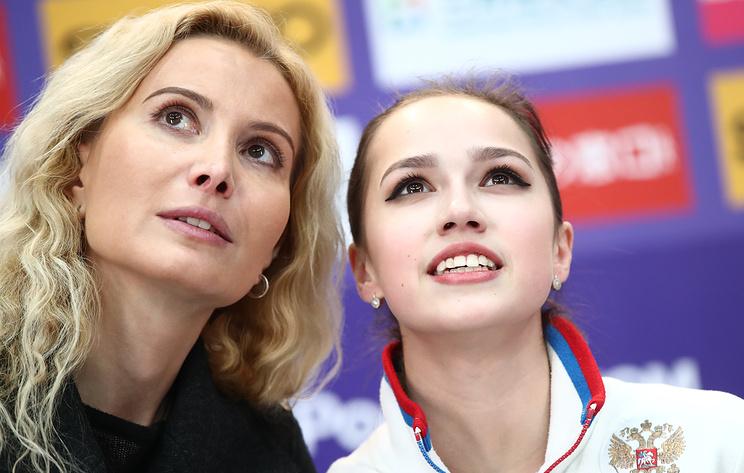 Тутберидзе представила свое первое шоу с участием Загитовой и Трусовой в Краснодаре