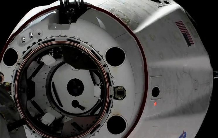 СМИ: при испытании двигателей корабля Crew Dragon возникли неполадки