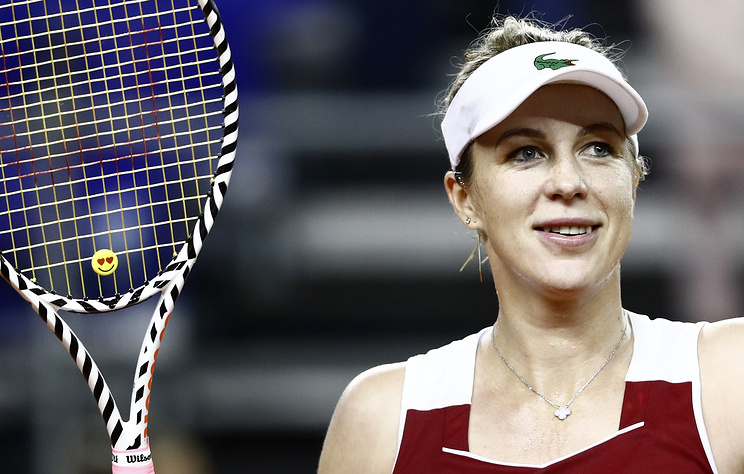 Павлюченкова чувствовала мурашки от победы над итальянками в Кубке Федерации