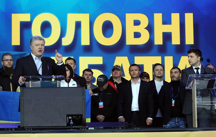 Путин не смотрел дебаты Зеленского и Порошенко