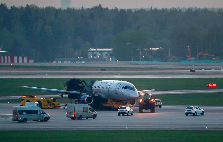 Источник: выводов о причинах авиакатастрофы в Шереметьево пока нет