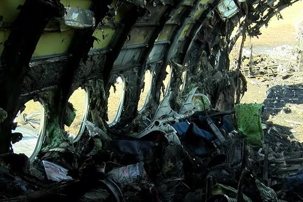 Сгоревший SSJ-100 в день катастрофы пропустил техобслуживание в Саратове