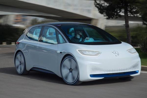Volkswagen объявил войну Tesla
