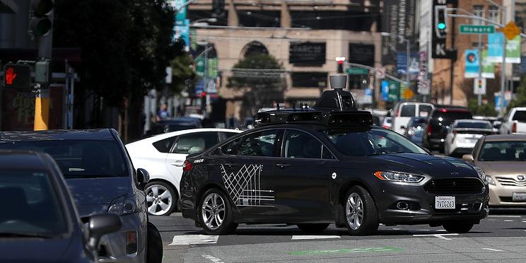 Из-за компаний вроде Uber пробки растут, а не наоборот. Во всяком случае, в Сан-Франциско