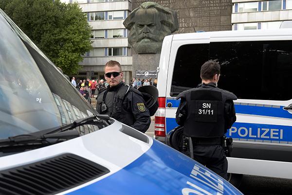 Активность чеченской мафии встревожила полицию Германии