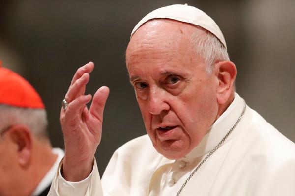 Папа Римский захотел знать о всех педофилах-священниках