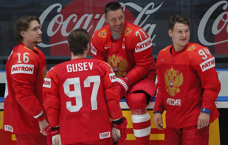 Организаторы продали все билеты на матчи ЧМ с участием сборной России по хоккею