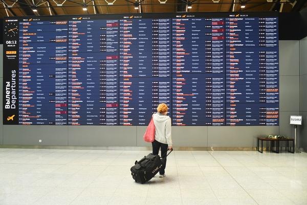 Число отмененных рейсов на SSJ-100 увеличилось
