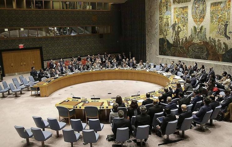 Россия заблокировала заявление СБ ООН по Сирии из-за попыток извратить ситуацию в Идлибе