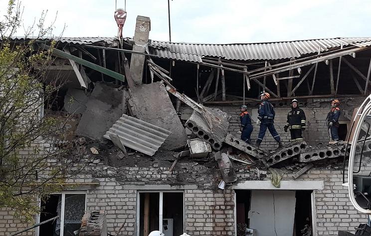 В Ростовской области семь квартир повреждены в результате взрыва бытового газа
