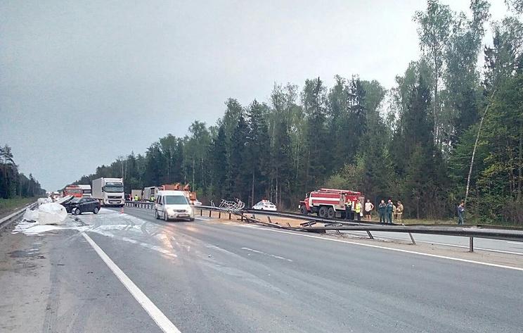 Во Владимирской области два человека погибли в серии ДТП