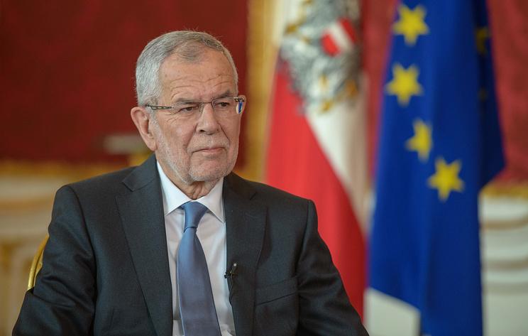 Президент Австрии: я рад приехать в Россию не только из-за моего семейного прошлого