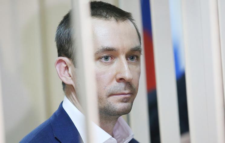 Гособвинитель просит для полковника Захарченко 15,5 года колонии и 495 млн рублей штрафа