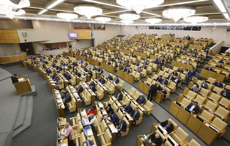 В ГД внесли законопроект о запрете публикации сведений, способствующих санкциям против РФ