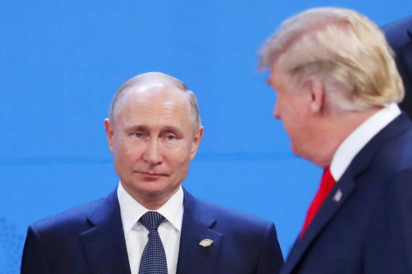 Путин заявил о готовности встретиться с Трампом в любом месте