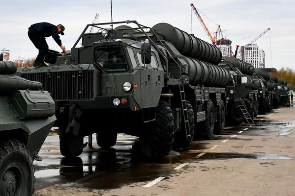 Сообщение о покупке Ираком С-400 опровергли