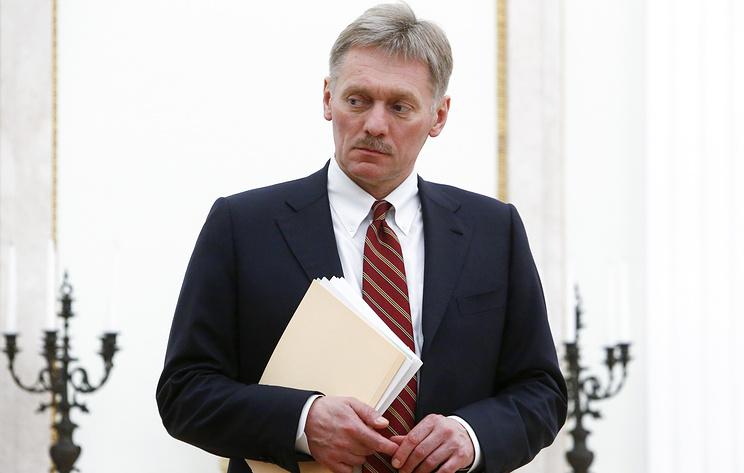 Песков: ответ на новые санкции США будет основан на принципе взаимности и интересах России