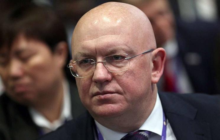 Небензя: предложение России созвать СБ ООН по Украине не связано с инаугурацией Зеленского