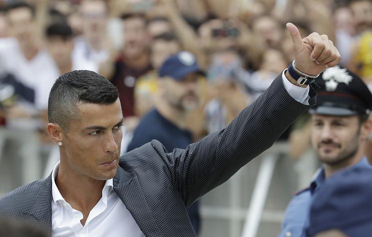 Дело об обвинении футболиста Роналду в изнасиловании закрыто