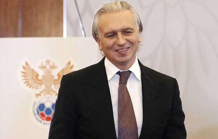 Президент РФС Дюков вошел в комитет национальных ассоциаций УЕФА
