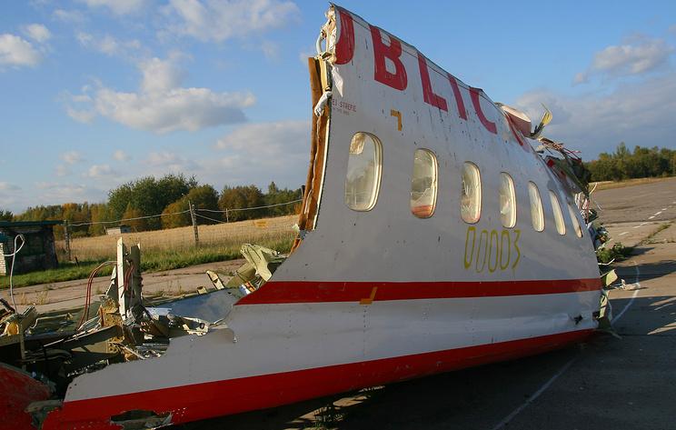 Результаты осмотра обломков упавшего лайнера Качиньского свидетельствуют об ошибке экипажа