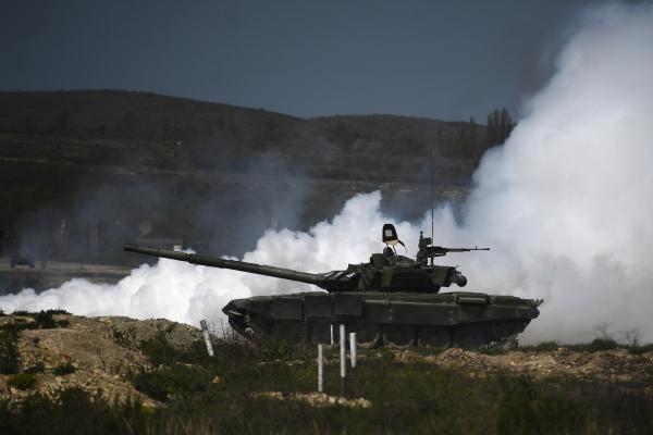 Обстрелянные из танка бывшие солдаты потребовали компенсации у Минобороны