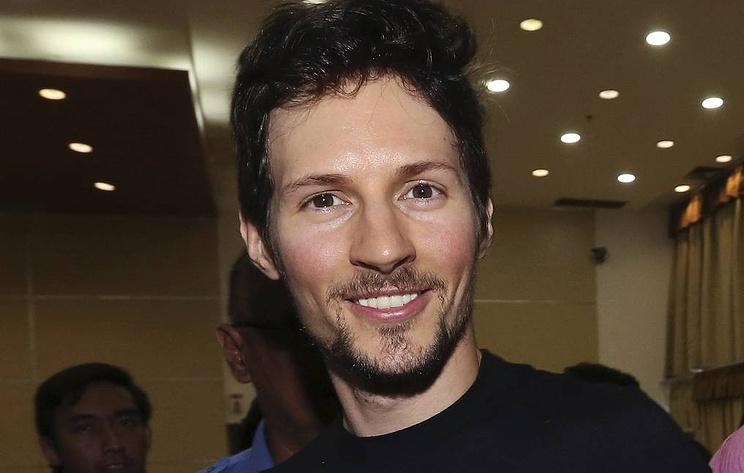 Павел Дуров на месяц отказался от еды