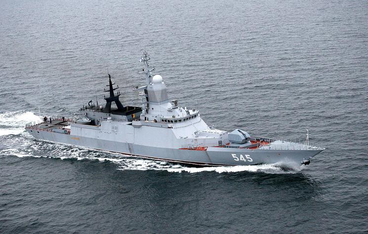 Источник: три российских ракетных корабля проследят за учениями ВМС НАТО на Балтике
