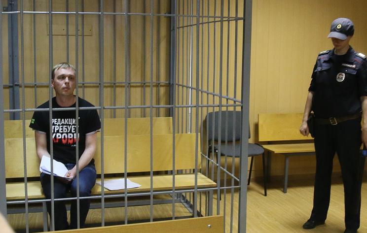 Адвокат журналиста Голунова подала жалобу в СК на действия полицейских при его задержании