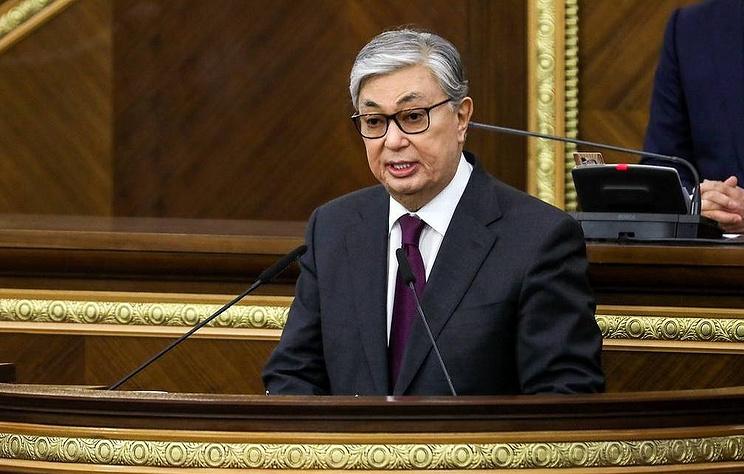 Касым-Жомарт Токаев: карьерный дипломат во главе государства