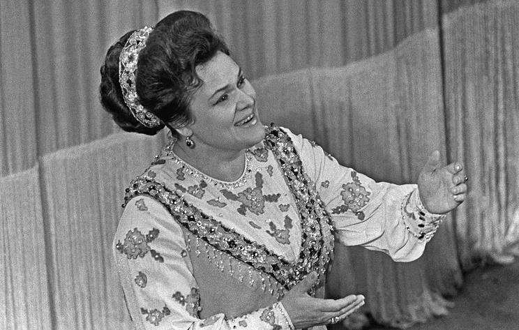 Эпоха русского национального искусства. Людмиле Зыкиной исполнилось бы 90 лет