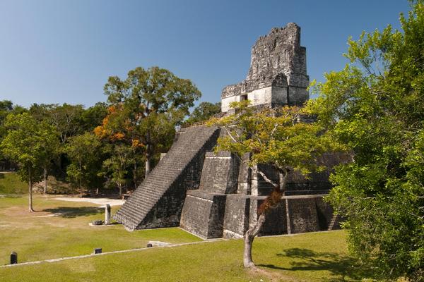 Названа новая причина исчезновения цивилизации майя