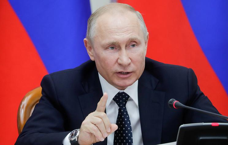 Путин своевременно рассмотрит вопрос об увольнении полицейских в связи с делом Голунова