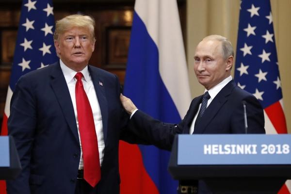 МИД оценил возможность встречи Путина и Трампа