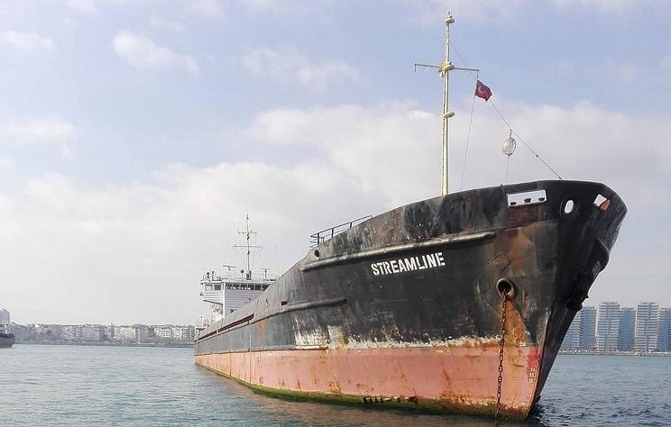 В Турции сняли арест с судна Streamline, владелец которого задолжал российским морякам