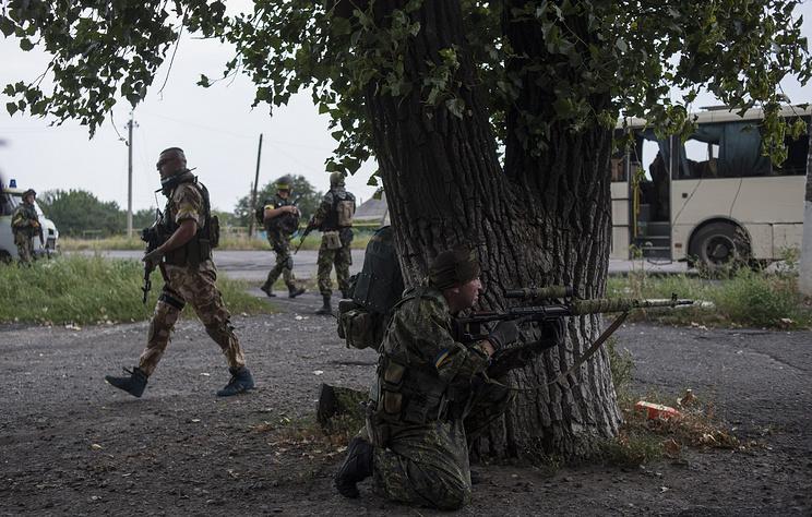 В ДНР опровергли заявление Киева о продвижении украинских силовиков к западу от Донецка