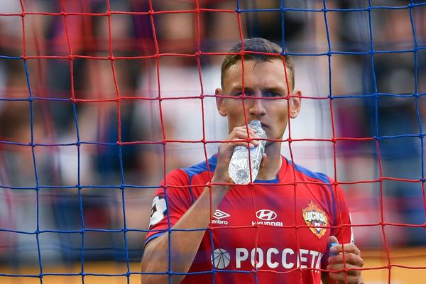 Черчесов объяснил отсутствие в составе сборной лучшего бомбардира РПЛ