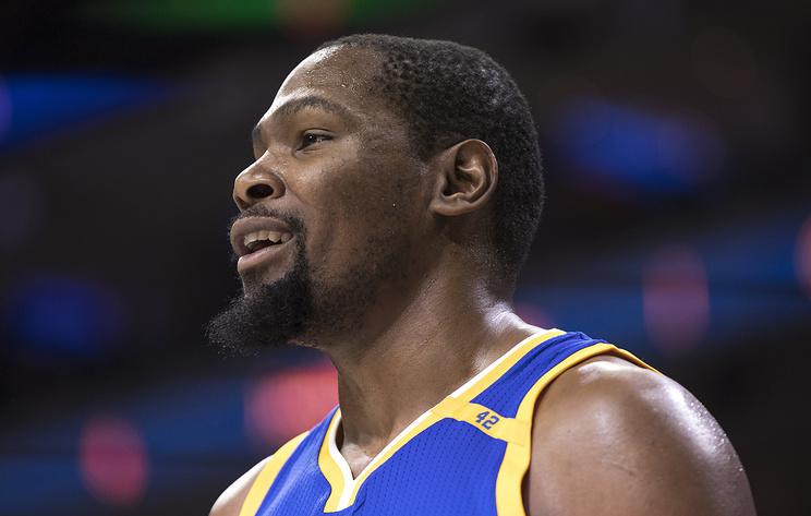"""Форвард """"Голден Стэйт"""" Дюрант подтвердил, что порвал ахиллово сухожилие в матче финала НБА"""
