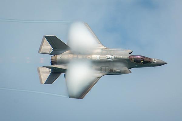F-35 помог Су-35