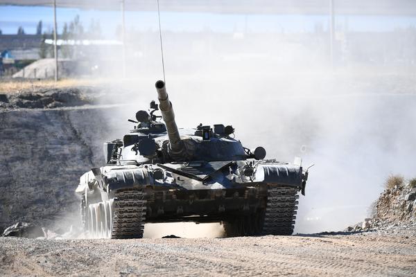 Для Дальнего Востока нашлись подходящие танки