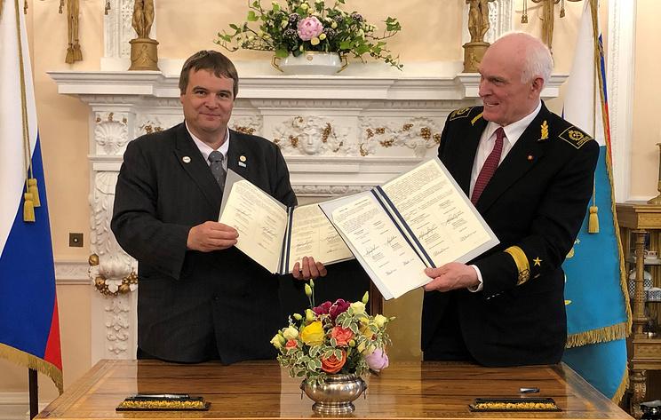 В Лондоне подписали соглашения, призванные повысить статус российских инженеров в мире