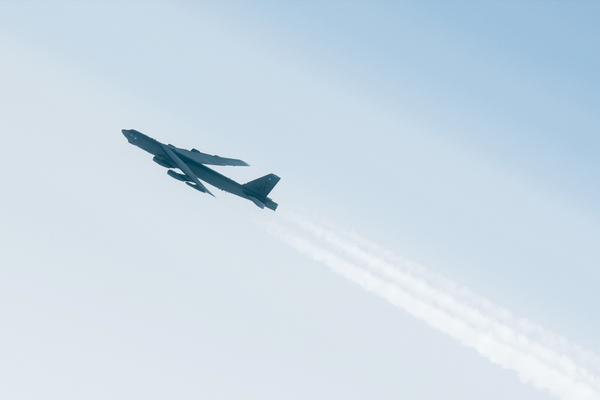 Ядерный бомбардировщик B-52 испытал гиперзвуковую ракету