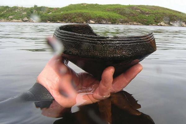 Найдены искусственные острова древнее Стоунхенджа