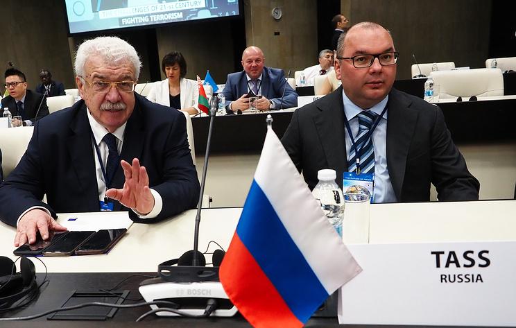 Всемирный конгресс информационных агентств в Софии заслужил высокую оценку профессионалов