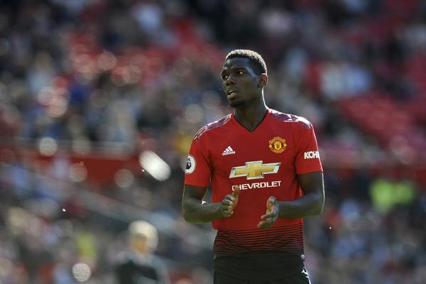 Погба подтвердил намерение покинуть «Манчестер Юнайтед»